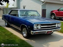 1965 Malibu Chevelle SS |Mariner Blue | CHEVELLE's|MALIBU's|300's ...