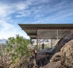 tiny house community california. Albert Frey, Frey House Ii, Palm Springs, California Architecture, Desert Tiny Community