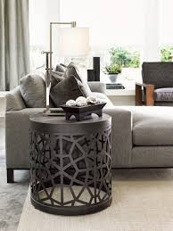 large round accent tables