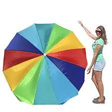 Image Impact Canopy Easygo Rainbow Beach Umbrella Portable Wind Beach Umbrella Large Folding Beach Umbrella Set With Amazoncom Amazoncom Easygo Rainbow Beach Umbrella Portable Wind Beach