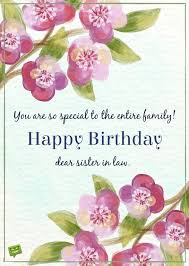Beautiful Birthday Quotes For Sister In Law Best Of Birthday Wishes For Your SisterInlaw