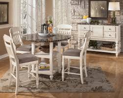 Round Kitchen Table White Kitchen Best White Kitchen Table Within Small Square Kitchen