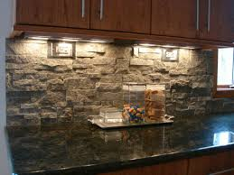 Stunning Stacked Stone Backsplash Home Design Ideas Pictures Remodel And  and also Kitchen Backsplash Stone Tiles