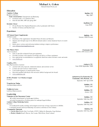 Free Resume Theme Wordpress template One Page Resume Template Word 80