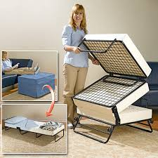 Chairs that convert to beds Office Chair Trespasaloncom Ottoman That Converts To Bed Craziest Gadgets