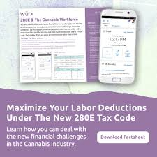 Managing 280e Cannabis Tax Deductions And Compliance