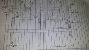 synchromesh gearbox (simplified diagram) youtube gearbox diagram on mtd 48 in at Gear Box Diagram