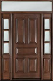 Classic Wood Entry Doors From Doors For Builders Inc Solid - Custom wood exterior doors