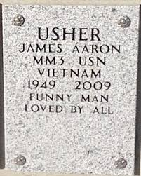 James Aaron Usher (1949-2009) - Find A Grave Memorial