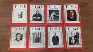 Vintage Time Magazine lot of 64 Issues 1927-33 - Al Capone, Gandhi, and  More!!! | #1883329123