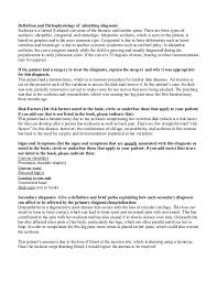 essays examples diagnostic essay diagnostic medical sonography essay examples sample essays
