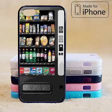Iphone Vending Machine Inspiration Snack Vending Machine Case For IPhone 4888 Plus488848884888S4888C488S488 IHomeGifts