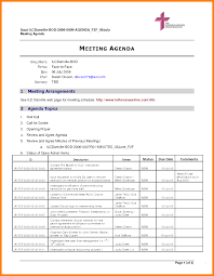Agenda Templates In Word 24 Meeting Agenda Template Doc Lease Template 7