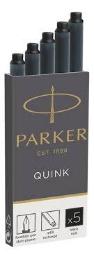 Купить <b>чернильные картриджи</b> quink для перьевой ручки 5шт ...