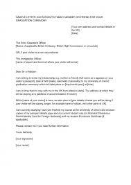 Immigration Officer Sample Resume Interesting Best Solutions Of Letter Invitation For Uk Visa Template Resume With