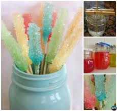 homemade rock candy recipe 20 indoor kids activities