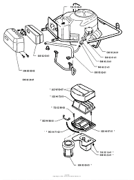 Kohler Engine Carburetor Diagram