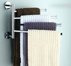 Modern towel rack Wall Mounted Bathroom Towel Storage Wall Mounted Bath Towel Rack Modern Towel Bar Towel Racks For Small Bathrooms Doggraphclub Bathroom Towel Storage Wall Mounted Bath Towel Rack Modern Towel Bar