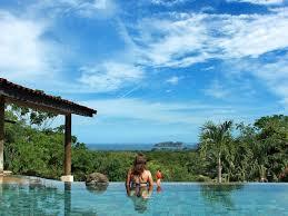 pool at villa buena onda guanacaste