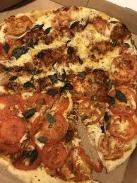 Pizza Marguerita With Labianca Tb Dominos Pizza Dominospizza