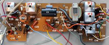 ge p780 restoration page the p780 schematic