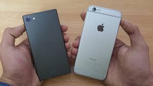 sony xperia z5 compact. sony xperia z5 compact vs iphone 6s - speed \u0026 camera test (4k) youtube z