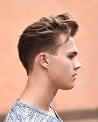 Short comb over men's haircut with strong side part. 100 Best Men S Haircuts For 2021 Pick A Style To Show Your Barber