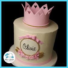 Princess Olivias Birthday Cake Nj Blue Sheep Bake Shop