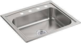 Kitchen And Bar Sinks And Bowls25 X 22 Kitchen Sink