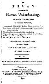 an essay concerning human understanding john locke  vol 2 an essay concerning human understanding