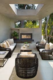 Outdoor Living Room Furniture Feldman House A Stunning Mid Century Home In Beverly Hills
