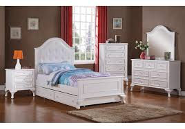 Kids Bedroom Sets For Girls Lacks Jesse 4 Pc Kids Bedroom Set Black White Inspiration