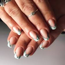 Elegant French Manicure Designs 45 Awe Inspiring French Manicure Ideas To Show Off The Most