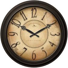 large size of wall decor foot wall clock english wall clock large metal wall clock orient