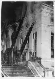 the eve west wing fire of 1929 white house historical association