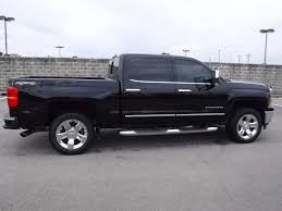 2015 Used Chevrolet Silverado 1500 4WD LTZ - 1 Owner - Leather ...