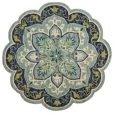dazzle efflorescent indoor area rug traditional area rugs by lr home