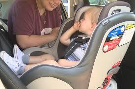 Governor Abbott vetoes car seat bill
