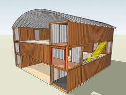 Cargo Container House Plans Nice Conex House Plans Container House Design In Conex House Plans