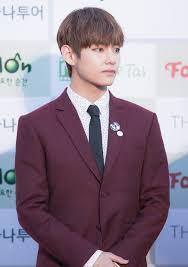 File 160217 Gaon Chart K Pop Awards Red Carpet Bts V 2 Jpg