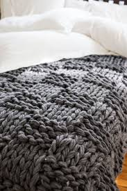Chunky Knit Blanket Pattern Stunning 48 Insanely Gorgeous Chunky Knit DIYs Nifty DIYs
