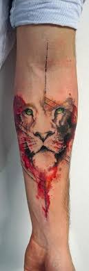 100 Most Beautiful Watercolor Tattoo Ideas Mybodiart