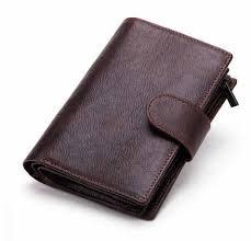 <b>Dreamlizer</b> Men Italian <b>Leather</b> Wallet Young Boy <b>Brand</b> Short ...