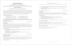 Cv Template For Operations Manager Resume Format Operation Free