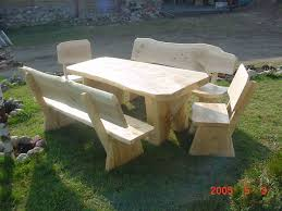 garden set. Fine Garden Garden Set Of Wooden Furniture  Buy Product On Alibabacom In A