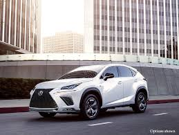 2018 lexus nx price. unique 2018 exterior shot of the 2018 lexus nx f sport shown in ultra white throughout lexus nx price