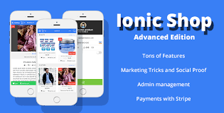 Ecommerce Website Template Best Advanced ECommerce Template With Ionic AngularJS Stripe And Firebase