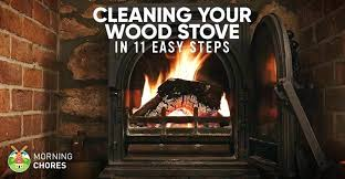 best wood stove glass cleaner wood burner glass door cleaner