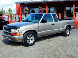 Chevy S10 Camper for Sale