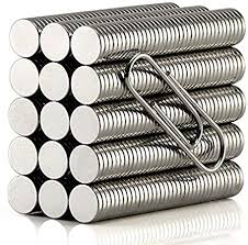 6x1.5mm 100pcs Round Magnets for Refrigertor ... - Amazon.com